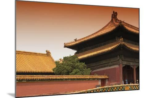 China 10MKm2 Collection - Forbidden City Architecture-Philippe Hugonnard-Mounted Photographic Print