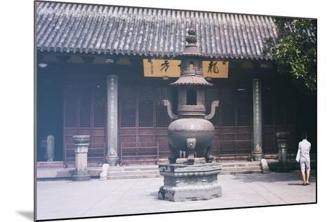 China 10MKm2 Collection - Buddhist Temple-Philippe Hugonnard-Mounted Photographic Print