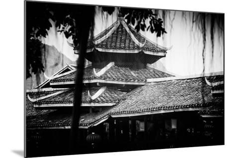 China 10MKm2 Collection - Chinese Buddhist Temple-Philippe Hugonnard-Mounted Photographic Print