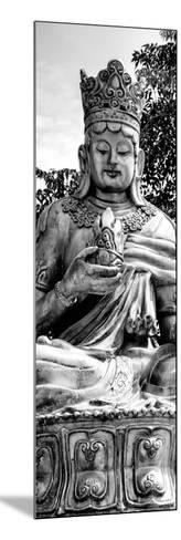 China 10MKm2 Collection - Buddhist Statue-Philippe Hugonnard-Mounted Photographic Print