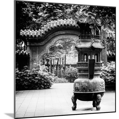 China 10MKm2 Collection - Chinese Brazier-Philippe Hugonnard-Mounted Photographic Print