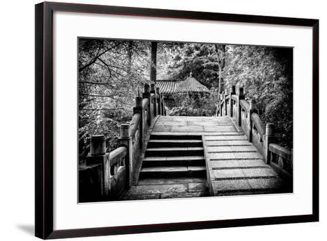 China 10MKm2 Collection - Chinese Bridge-Philippe Hugonnard-Framed Art Print