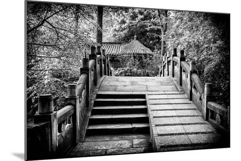 China 10MKm2 Collection - Chinese Bridge-Philippe Hugonnard-Mounted Photographic Print
