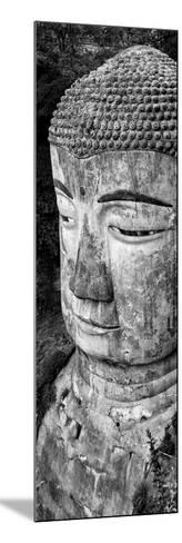 China 10MKm2 Collection - Giant Buddha of Leshan-Philippe Hugonnard-Mounted Photographic Print