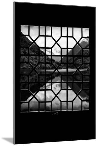 China 10MKm2 Collection - Asian Window - Rhinoceros Lake - Jiuzhaigou National Park-Philippe Hugonnard-Mounted Photographic Print