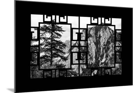 China 10MKm2 Collection - Asian Window - Mount Huashan - Shaanxi-Philippe Hugonnard-Mounted Photographic Print