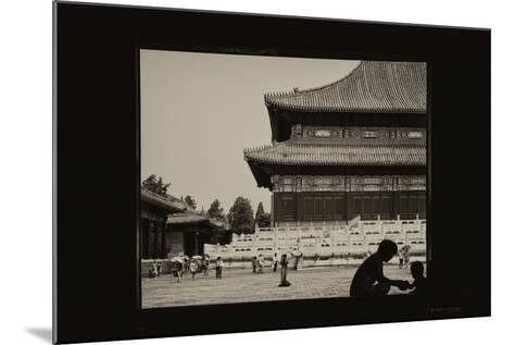 China 10MKm2 Collection - Moment of Life - Forbidden City-Philippe Hugonnard-Mounted Photographic Print