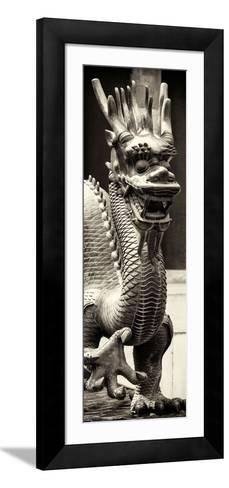 China 10MKm2 Collection - Dragon-Philippe Hugonnard-Framed Art Print