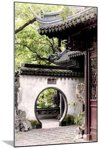 China 10MKm2 Collection - Classical Chinese Pavilion-Philippe Hugonnard-Mounted Photographic Print