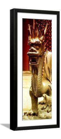 China 10MKm2 Collection - Dragon-Philippe Hugonnard-Framed Art Print