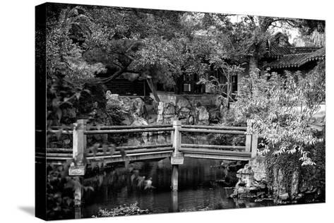 China 10MKm2 Collection - Chinese Garden-Philippe Hugonnard-Stretched Canvas Print