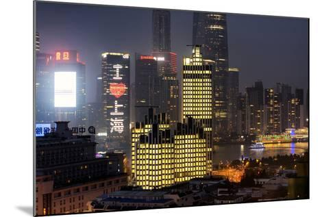 China 10MKm2 Collection - I Love Shanghai-Philippe Hugonnard-Mounted Photographic Print