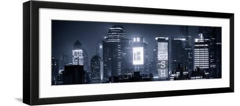 China 10MKm2 Collection - I Love Shanghai-Philippe Hugonnard-Framed Art Print