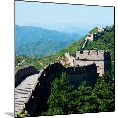 China 10MKm2 Collection - Great Wall of China-Philippe Hugonnard-Mounted Photographic Print