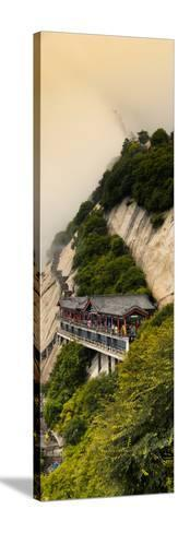 China 10MKm2 Collection - Mount Huashan - Shaanxi-Philippe Hugonnard-Stretched Canvas Print