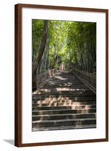 China 10MKm2 Collection - Staircase-Philippe Hugonnard-Framed Art Print