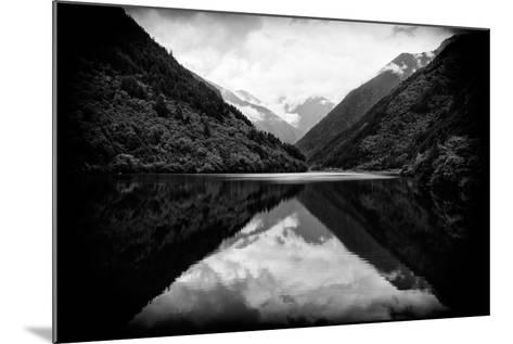 China 10MKm2 Collection - Rhinoceros Lake - Jiuzhaigou National Park-Philippe Hugonnard-Mounted Photographic Print