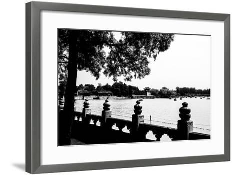 China 10MKm2 Collection - Kunming Lake-Philippe Hugonnard-Framed Art Print