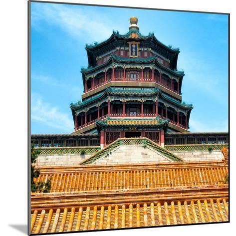 China 10MKm2 Collection - Summer Palace Temple - Beijing-Philippe Hugonnard-Mounted Photographic Print