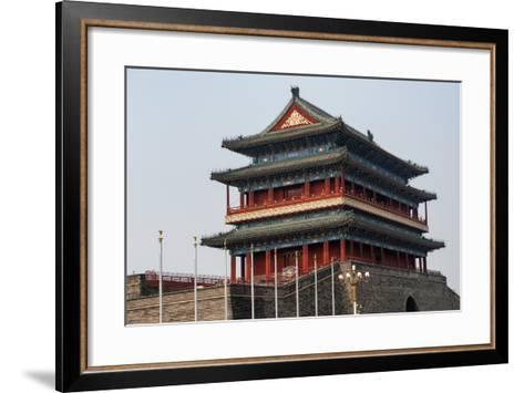 China 10MKm2 Collection - Qianmen-Philippe Hugonnard-Framed Art Print