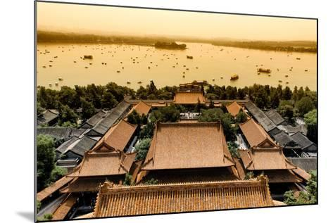 China 10MKm2 Collection - Summer Palace at Sunset-Philippe Hugonnard-Mounted Photographic Print