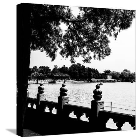 China 10MKm2 Collection - Kunming Lake - Beijing-Philippe Hugonnard-Stretched Canvas Print