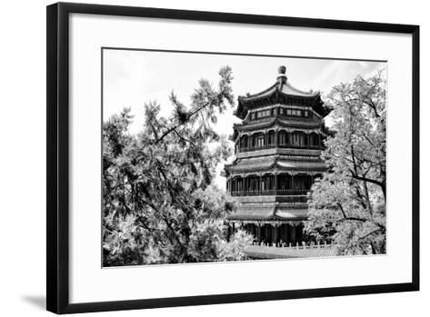 China 10MKm2 Collection - Summer Palace-Philippe Hugonnard-Framed Art Print