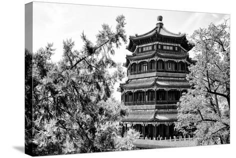 China 10MKm2 Collection - Summer Palace-Philippe Hugonnard-Stretched Canvas Print