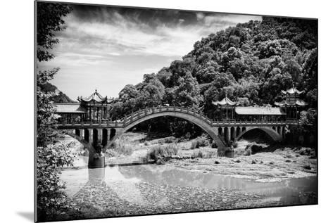 China 10MKm2 Collection - Leshan Giant Buddha Bridge-Philippe Hugonnard-Mounted Photographic Print