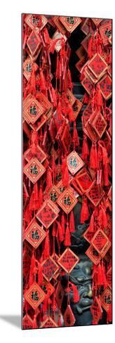 China 10MKm2 Collection - Prayer Buddhist Temple-Philippe Hugonnard-Mounted Photographic Print