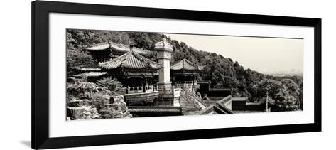 China 10MKm2 Collection - Summer Palace Architecture-Philippe Hugonnard-Framed Art Print