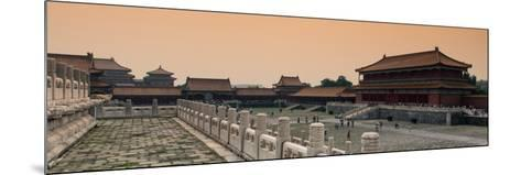 China 10MKm2 Collection - Palace Area of the Forbidden City - Beijing-Philippe Hugonnard-Mounted Photographic Print
