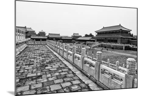 China 10MKm2 Collection - Palace Area of the Forbidden City-Philippe Hugonnard-Mounted Photographic Print