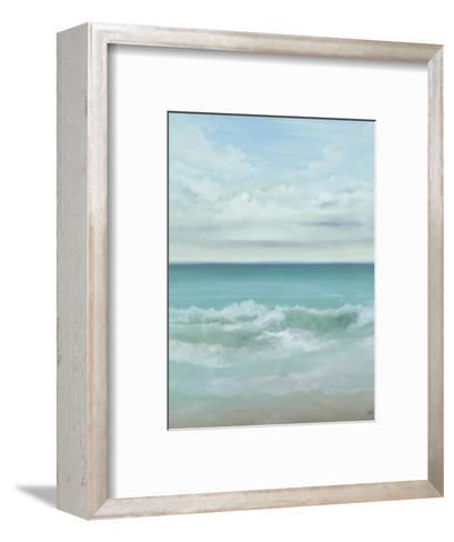 Aqua Marine-Kc Haxton-Framed Art Print