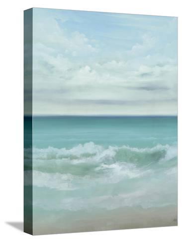 Aqua Marine-Kc Haxton-Stretched Canvas Print