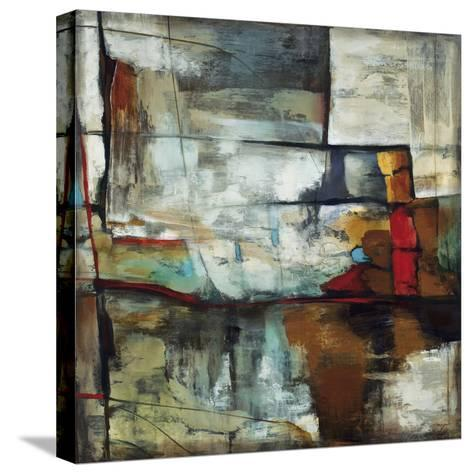 Reflection-Pablo Rojero-Stretched Canvas Print