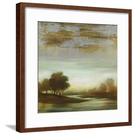 Afterglow I-Pablo Rojero-Framed Art Print