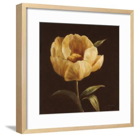 Floral Symposium I-Julianne Marcoux-Framed Art Print