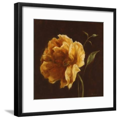 Floral Symposium II-Julianne Marcoux-Framed Art Print