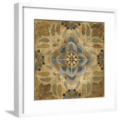 Petite Tiles II-Liz Jardine-Framed Art Print