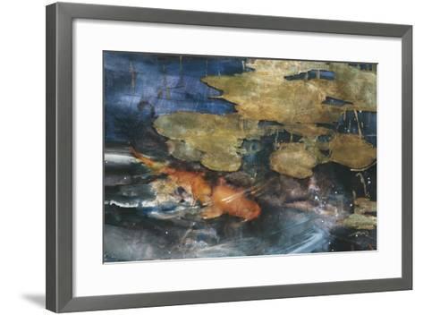 Koi-Theo Beck-Framed Art Print