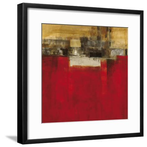 New Cities IV-Cape Edwin-Framed Art Print