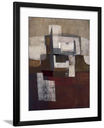 Urbania-Matias Duarte-Framed Art Print