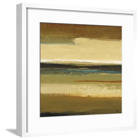 Plane Views VIII-Lisa Ridgers-Framed Art Print