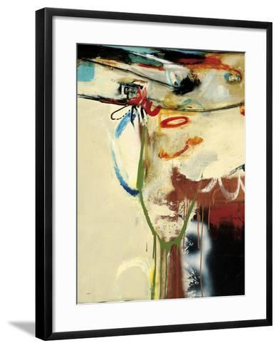 Numbers and Sounds II-Sarah Stockstill-Framed Art Print