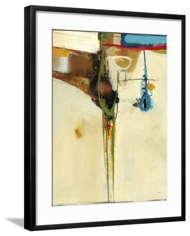 Numbers and Sounds I-Sarah Stockstill-Framed Art Print