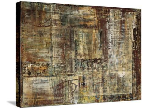 Small Tank 1-Hilario Gutierrez-Stretched Canvas Print