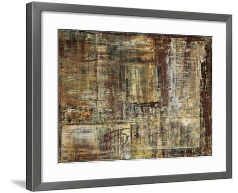 Small Tank 1-Hilario Gutierrez-Framed Art Print