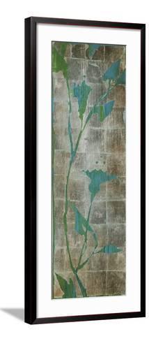 Transparent Leaves I-Liz Jardine-Framed Art Print