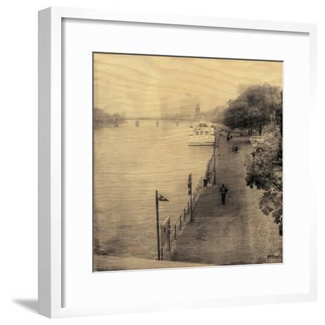 Frankfurt I-Casey Mckee-Framed Art Print